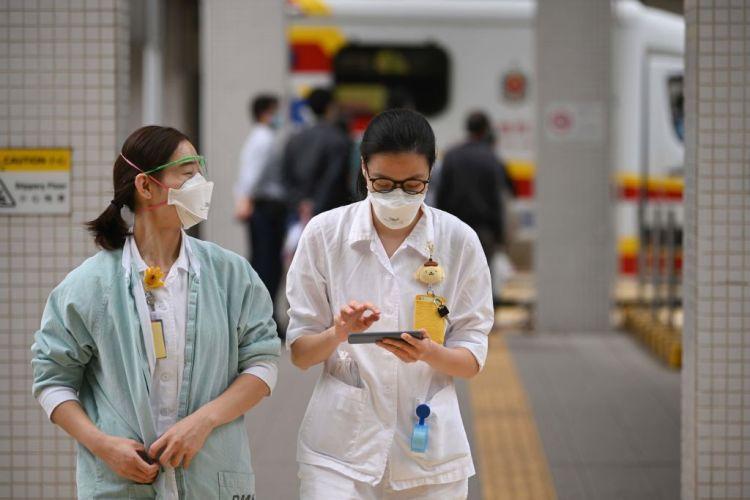 कोरोना भाइरसको महामारीबाट चीनमा मृत्यु हुनेको संख्या १८ सय ६८ पुग्याे । image