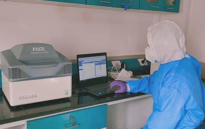 कोरोना परीक्षण सुस्त गतिमा image