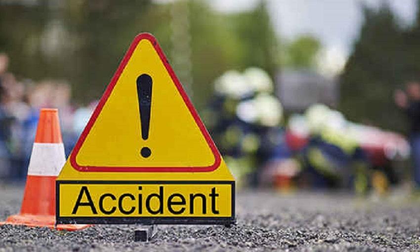 ट्रक दुर्घटनामा तीन जनाको घटनास्थलमै मृत्यु image