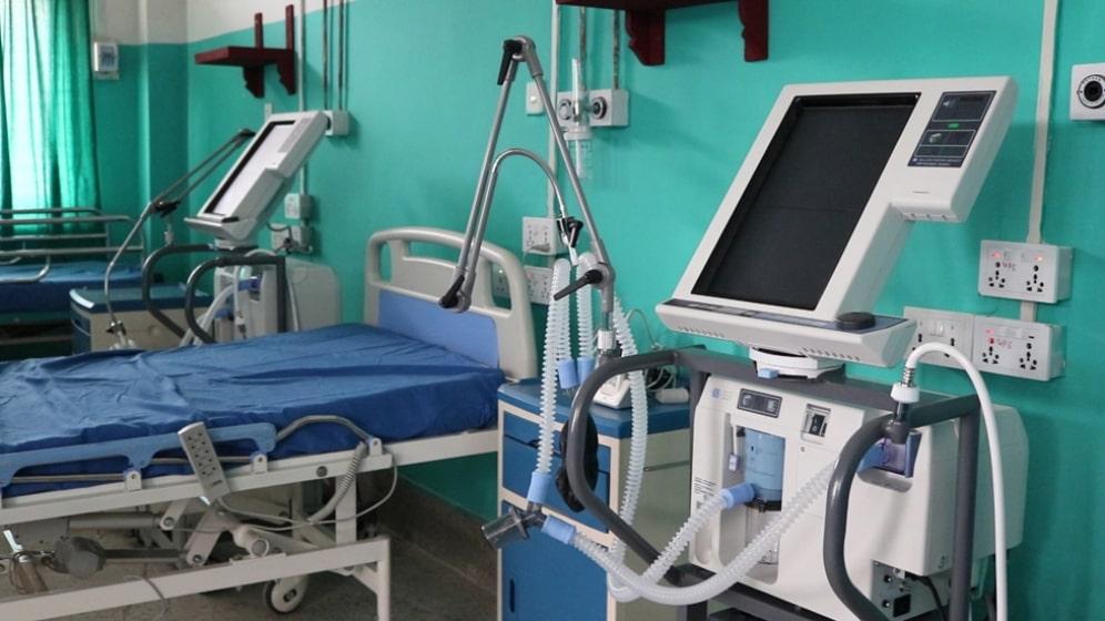 जिल्ला अस्पताल बैतडीमा सञ्चालनमा आएन आइसियु image