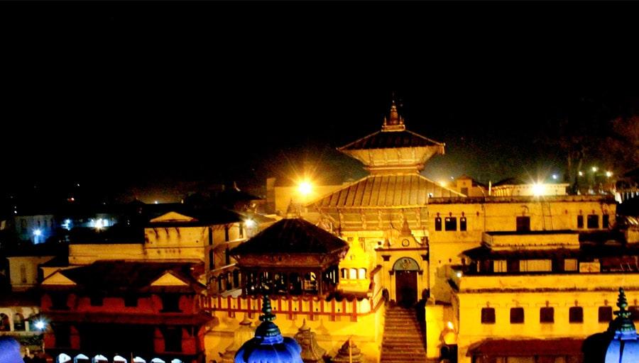 दर्शनार्थीलाई खुशीको खबर, पशुपतिनाथ मन्दिर नौ महिनापछि खुला image