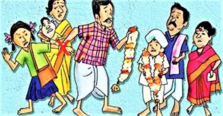 विवाह रोक्न बुढीनन्दाले ग¥यो पुरोहितसँग सम्झौता image