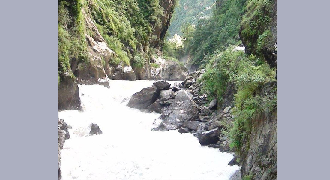 भारतको माल्पामा पहिरो, महाकाली नदी थुनिएको आशंका image