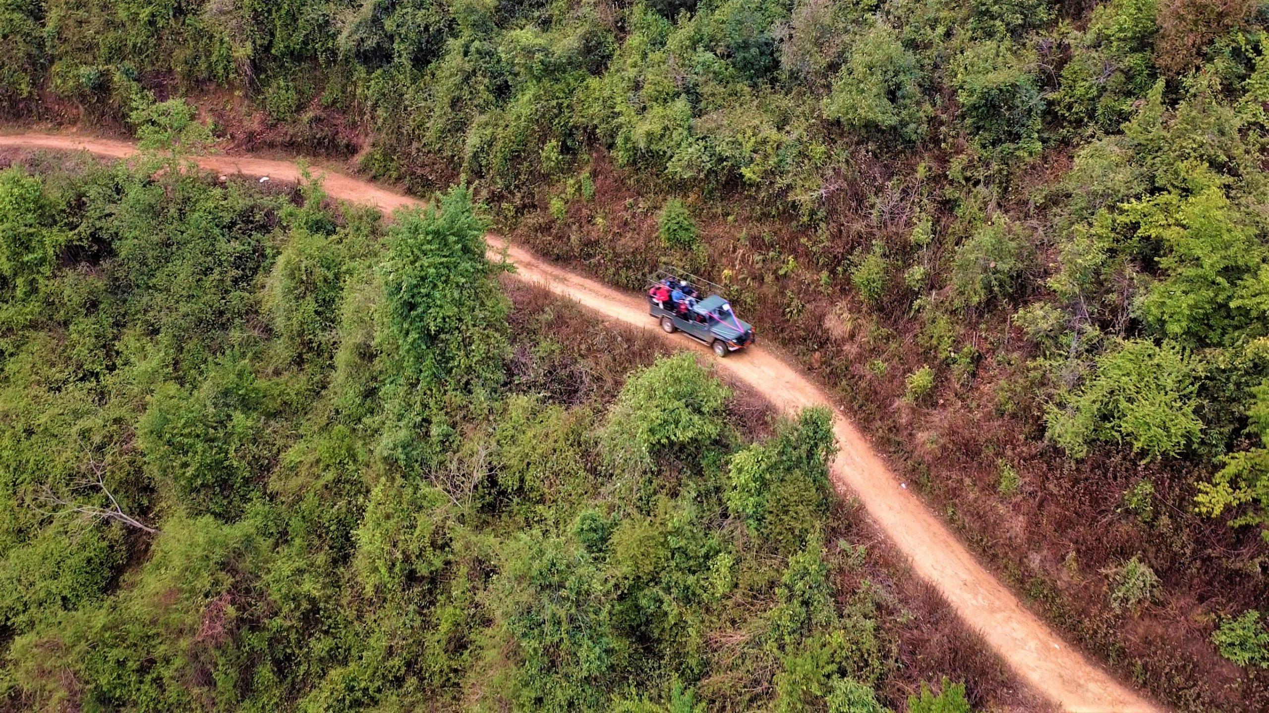 राजधानीको महत्वपूर्ण पर्यटकीय स्थल रानीकोट, जंगल सफारीको मज्जानै बेग्लै .. image
