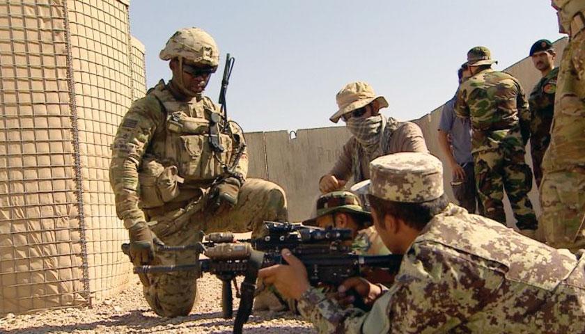 अमेरिकाले सेप्टेम्बर ११ अगावै अफगानिस्तानबाट आफ्ना सेना फिर्ता गर्ने image