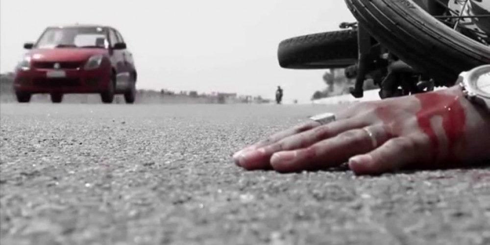 ट्रकको ठक्करबाट मोटरसाइकल चालकको मृत्यु image