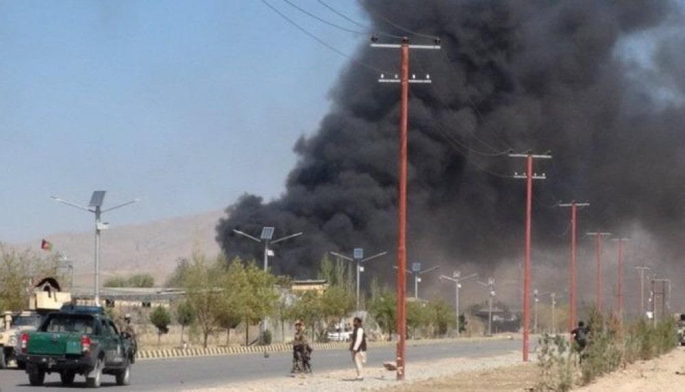 २० तालिवान लडाकू र तीन सुरक्षाकर्मी मारिए image