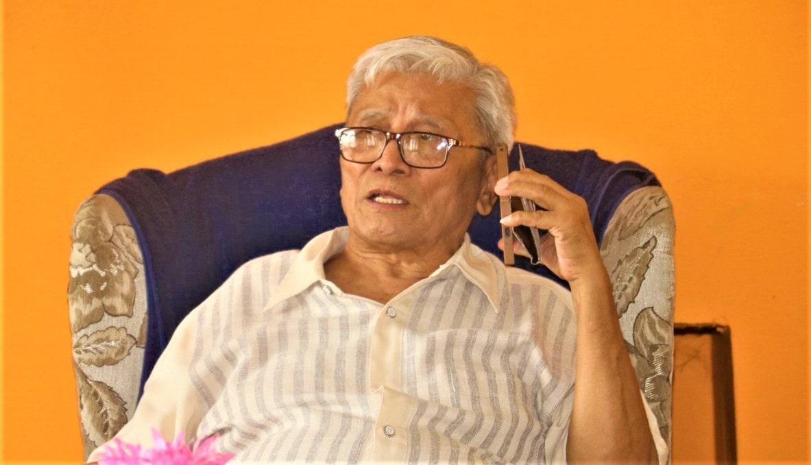 पद मुक्त भएपछि अमिक शेरचनको राइलो image