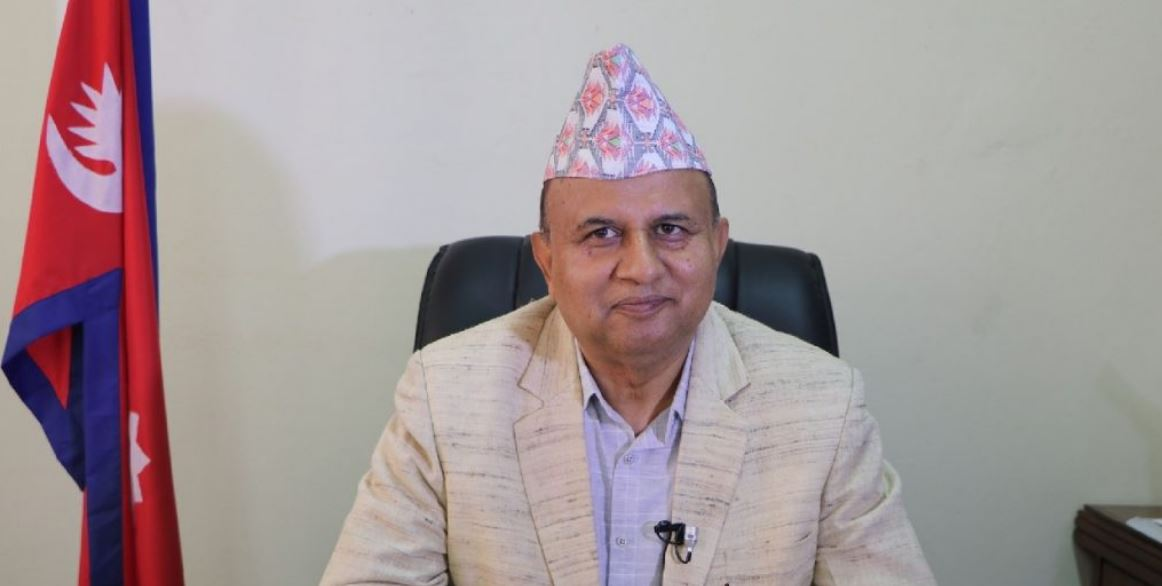 लुम्बिनी प्रदेशका मुख्यमन्त्री पोखरेले दिए राजीनामा image