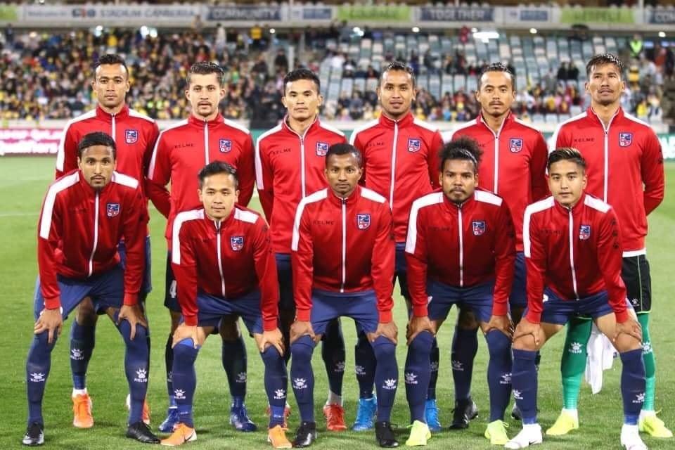विश्वकप फुटबल छनोटः नेपाल जोर्डनसँग पराजित image