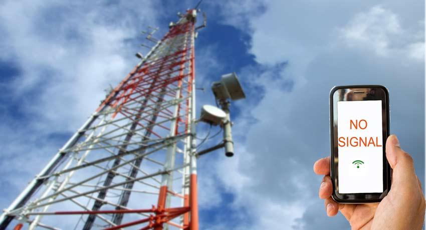 मजदुरले ज्याला माग गदै टावर बन्द गर्दा तीन जिल्लाको फोन सेवा अवरुद्ध image
