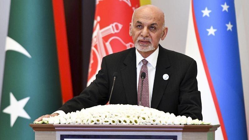 अफगान राष्ट्रपति घानीको प्रश्न– तालिबान कसका लागि लडिरहेका छन् ? image