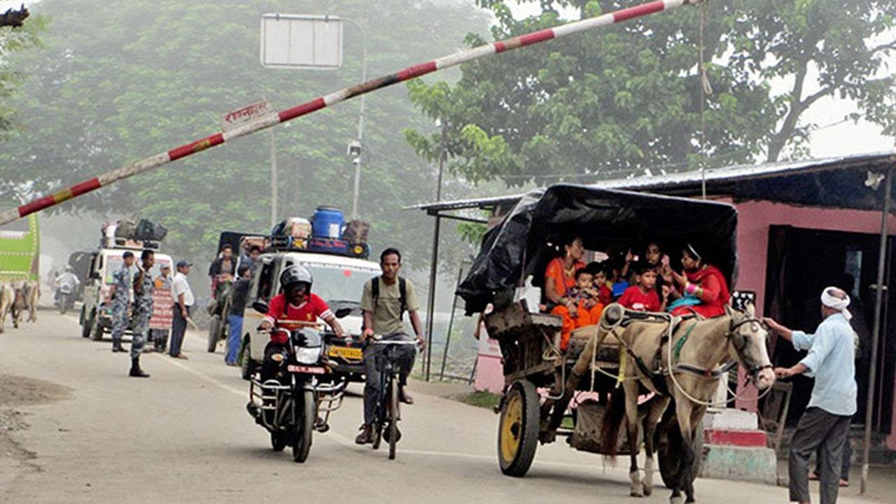 चीनको सीमावर्ती क्षेत्रका समुदाय नेपाली बजारमा निर्भर हुँदै image