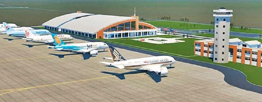 परीक्षण उडानको तयारीमा गौतमबुद्ध अन्तरराष्ट्रिय विमानस्थल image