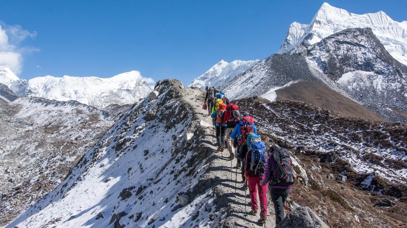 पर्यटकीय लेक चढ्न पदमार्ग image
